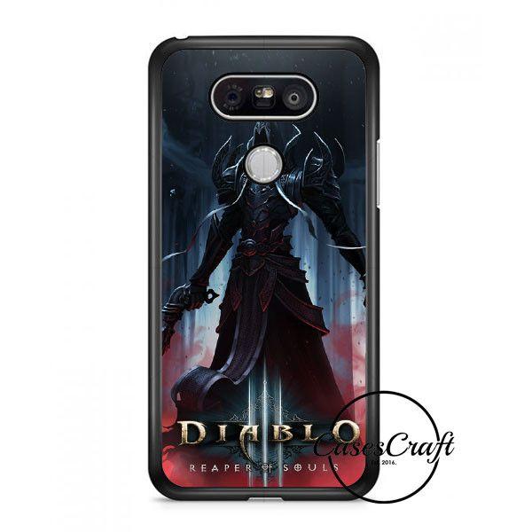 Diablo 3 Reaper Of Souls Malthael Lg G6 Case | casescraft
