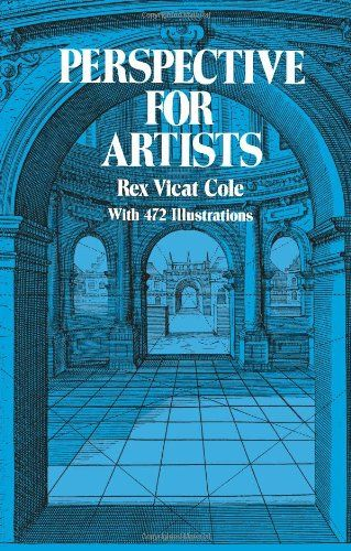 Perspective for artists rex vicat cole
