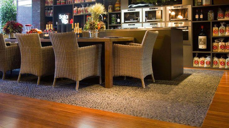 Seixos é tendência na decoração – veja ideias em ambientes internos e externos! - Decor Salteado - Blog de Decoração e Arquitetura