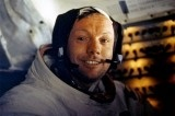 Neil Armstrong Died: August 25, 2012  Born: August 5, 1930,   We will miss him.