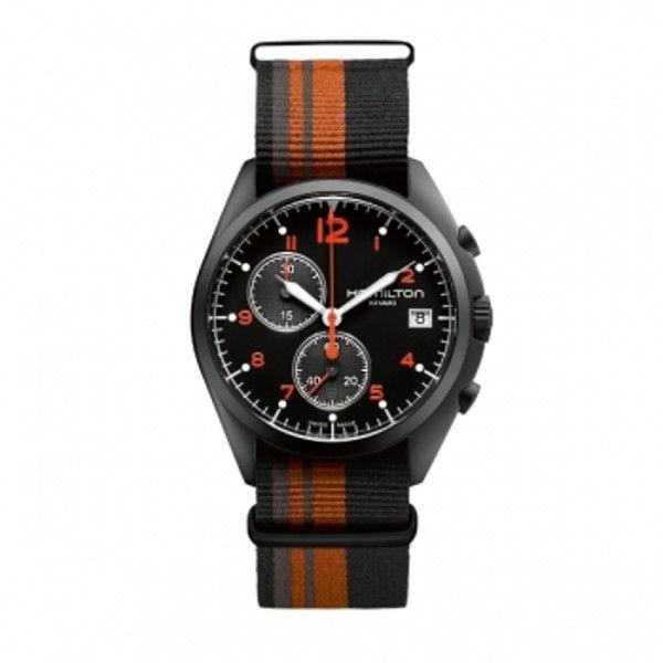 Reloj hamilton khaki pilot pioneer h76582933 - 463,20€ http://www.andorraqshop.es/relojes/hamilton-khaki-pilot-pioneer-h76582933.html