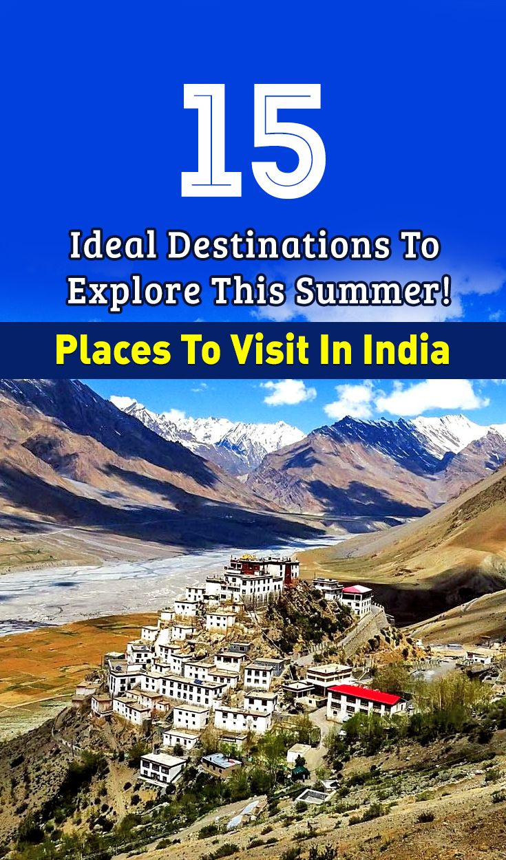 Best place to travel in india in may