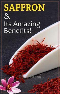 Discover Saffron Uses & Its Amazing Benefits!
