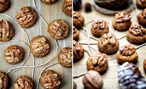 Ořechovky – bezlepkové bulharské cukroví - vyzkoušet