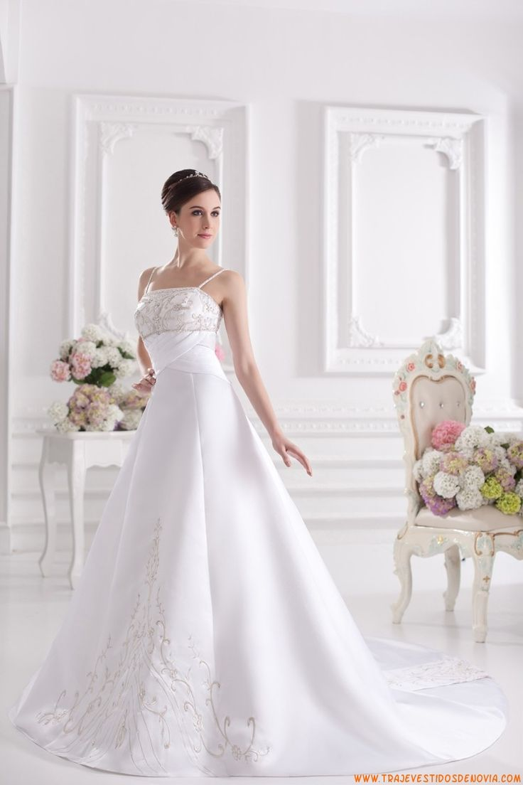 59 best vestidos de novia baratos online images on Pinterest ...