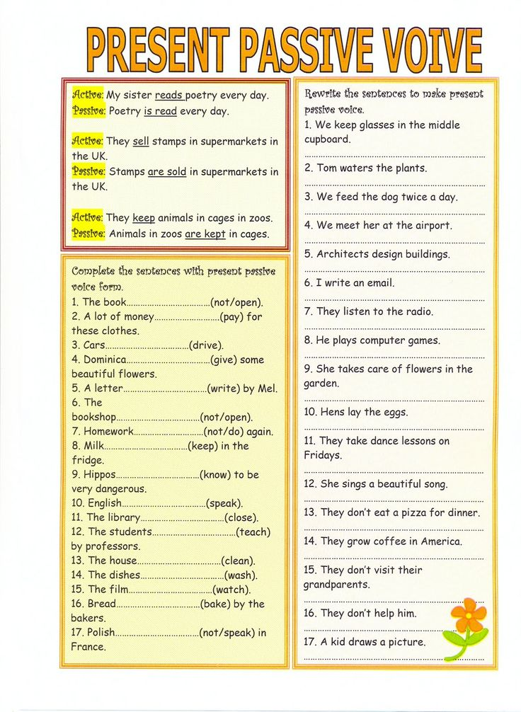 Worksheets Active And Passive Voice 1000 Que Worksheet 1000 ideas about active voice on pinterest grammar lessons passive worksheet