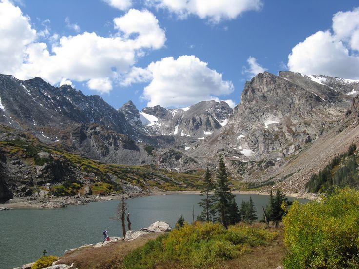 7 great beginner hikes near Denver - 7NEWS Denver TheDenverChannel.com Brainard Lake, Long Lake & Lake Isabelle (seen above), Indian Peaks Wilderness