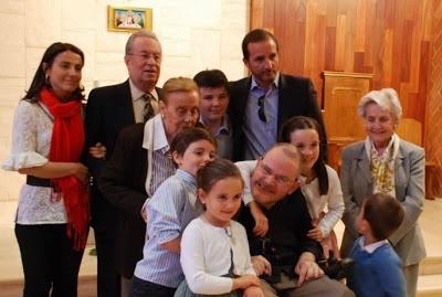 "Lo+RC España: ""Me dejé seducir"", afirma Juan Mari Larrañaga, consagrado en el Regnum Christi"