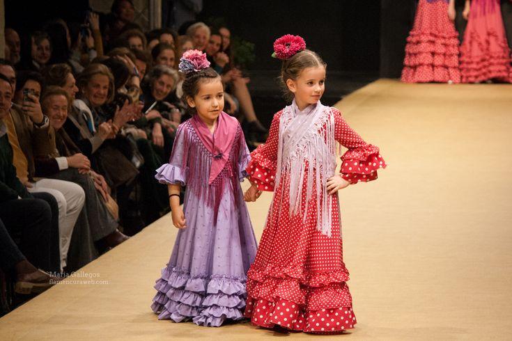 flamencuraweb.com | Pasarela Flamenca Jerez 2017, Pilar Villar