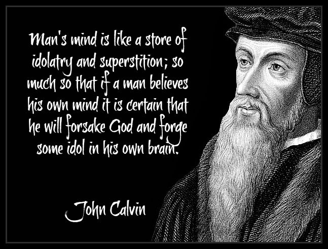 john calvin and the calvinist theology essay John calvin was a famous french theologian and a major leader of the   approach advanced by calvin has come to be known as 'calvinism.