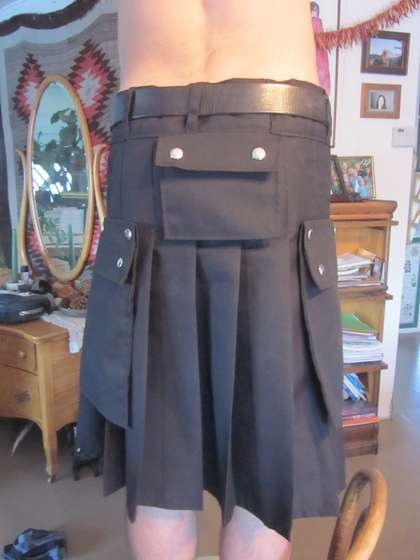 cargo kilt instructable