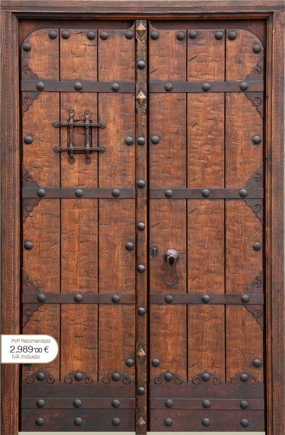 Puertas Rusticas Alpujarrenas Artesanos De La Puerta Rustica