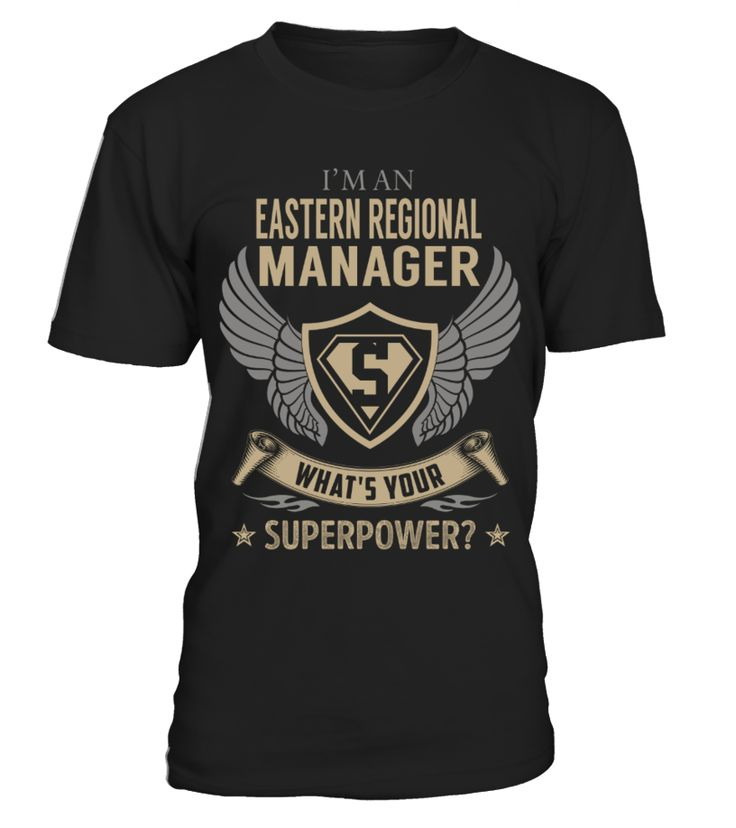 Eastern Regional Manager - Superpower  Funny Easter T-shirt, Best Easter T-shirt