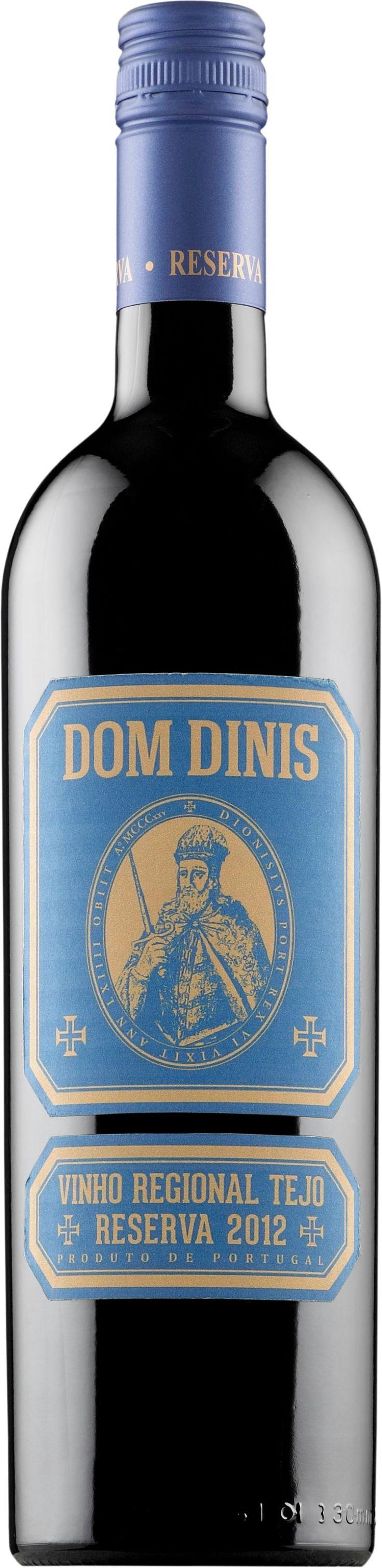 Dom Dinis Reserva Tinto 2014. Portugal: Castelão, Tinta Miúda. 9,99 €. Mehevä ja hilloinen: Täyteläinen, keskitanniininen, tumman kirsikkainen, karpalohilloinen, luumuinen, mausteinen