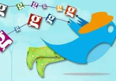 ??GET 50 BONUS RETWEETS??. Boost your website with my social signal package as per latest penguin and panda updates.? I will give you 100 stumble upon likes for any url or     blog or websites with ?BONUS? mentioned above.? its a total 150 votes .?Please do not gambling or adult links.