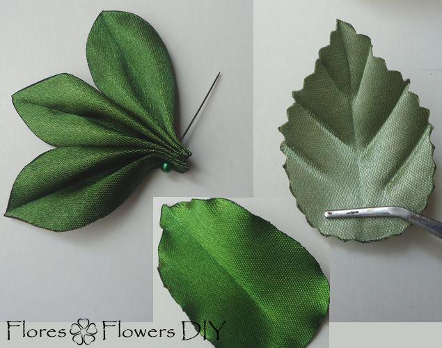 Hojas verdes de raso bandbroderi pinterest - Plantas de hojas grandes y verdes de exterior ...