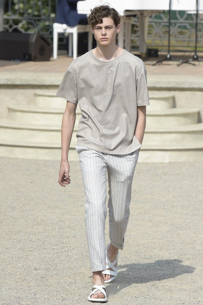 Corneliani Men's RTW Spring 2015 - Slideshow