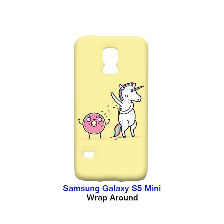 Unicorn Donut Friends Sweet Sugar Samsung Galaxy S5 Mini Case