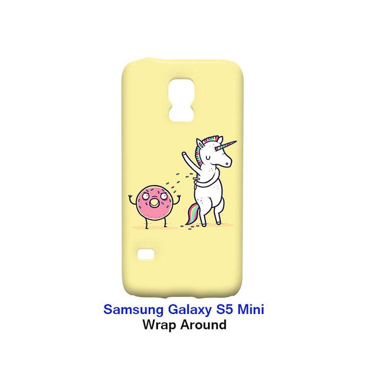 Unicorn Donut Friends Sweet Sugar Samsung Galaxy S5 Mini Case