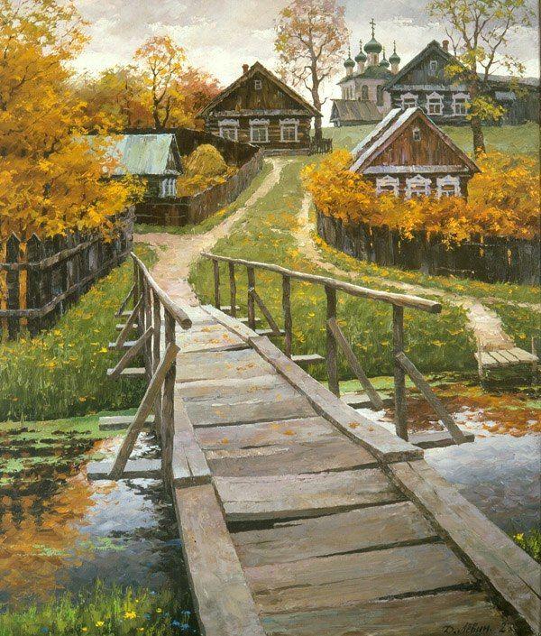 Русская деревня | 531 фотография