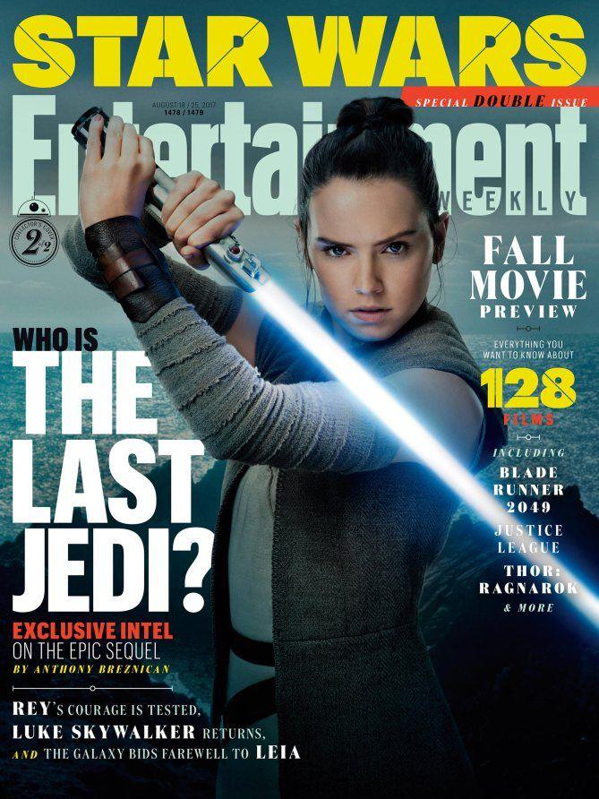 『スター・ウォーズ/フォースの覚醒』のその後を描くシリーズ最新作『スター・ウォーズ/最後のジェダイ(原題:Star Wars: The Last Jedi)』。最新画像13枚が米エンターテインメント・ウィークリーのサイトで公開