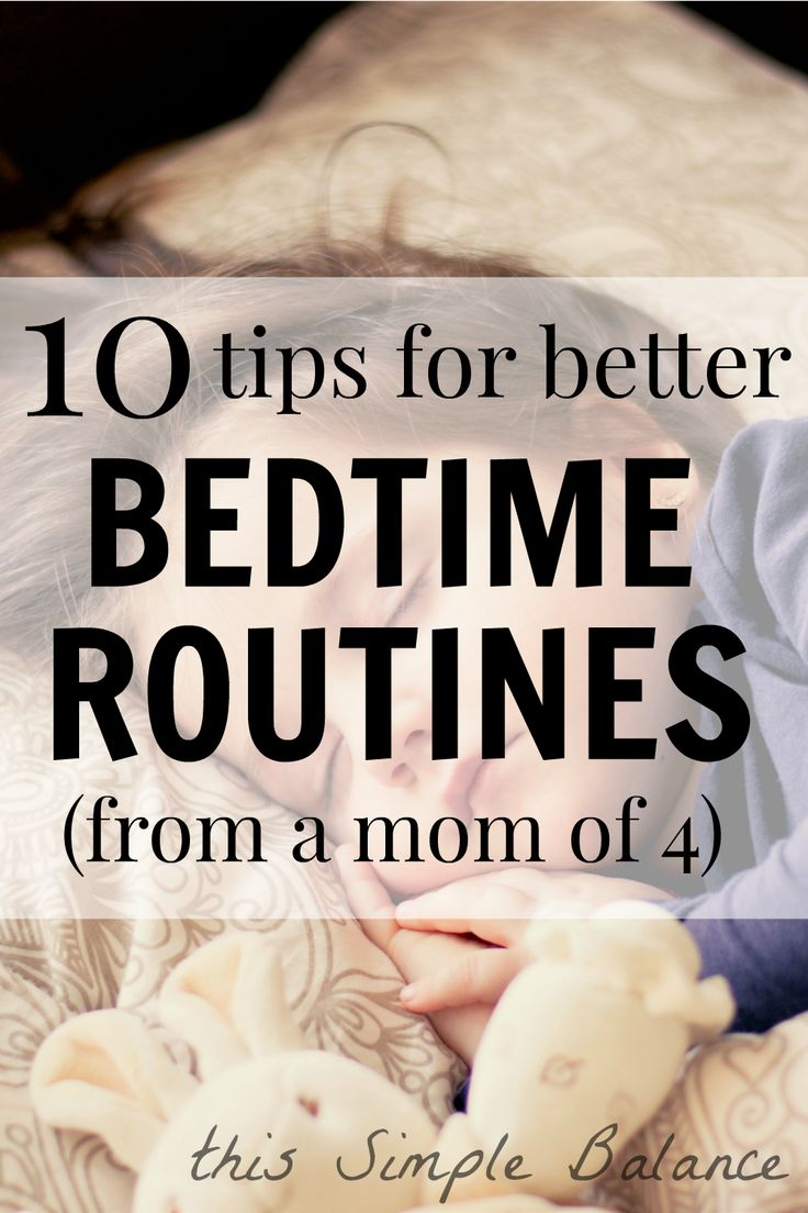 Bedtime routines in big families with kids close in age can be challenging. Learn 10 ways to make your bedtime routine go more smoothly!