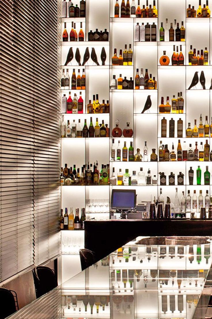 The Tunes cocktail bar is known to attract Amsterdam's hip crowd. Conservatorium Hotel (Amsterdam, Netherlands) - Jetsetter