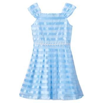 Girls+7-16+Speechless+Striped+Dress