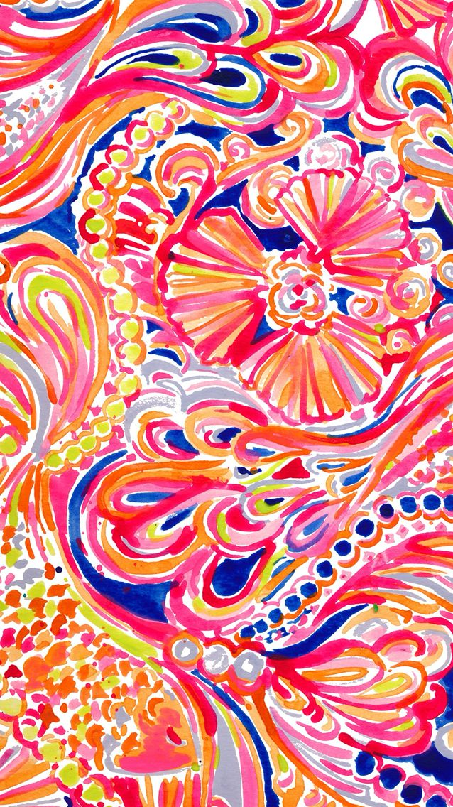 1000 ideas about lilly pulitzer iphone wallpaper on