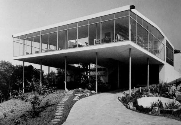 La casa de vidrio_Lina Bo Bardi