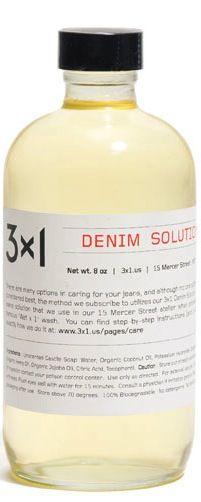 3×1 Denim Solution – Raw Denim Detergent | RawrDenim.com