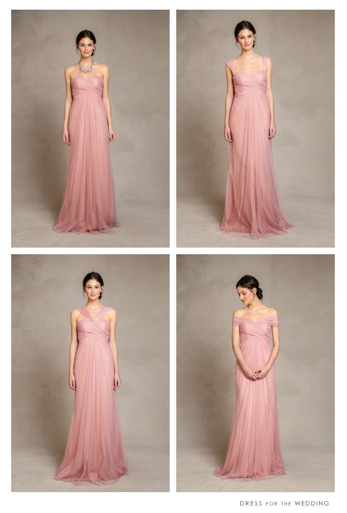 Unique 262 best Pink Bridesmaid Dresses images on Pinterest | A young  FI78