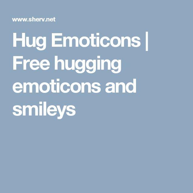 Hug Emoticons   Free hugging emoticons and smileys