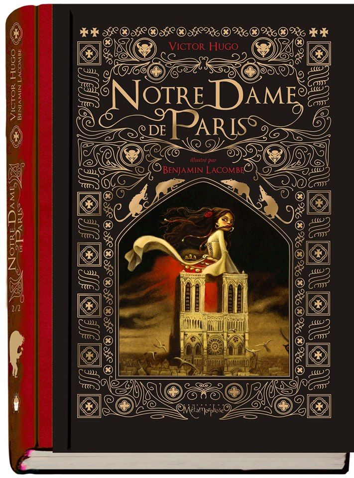 Notre Dame De Paris Victor Hugo -