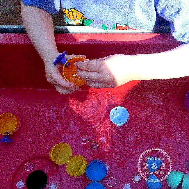 39 Best Images About School Pre K Sensory Tubs On