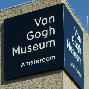 Van Gogh Museum, Amsterdam, Netherlands. May 2008.
