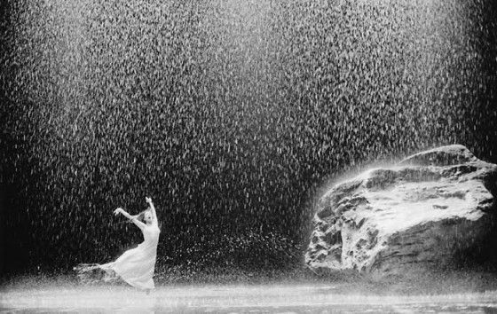 Still from Wim Wenders Film PINA - based on Pina Bausch's life