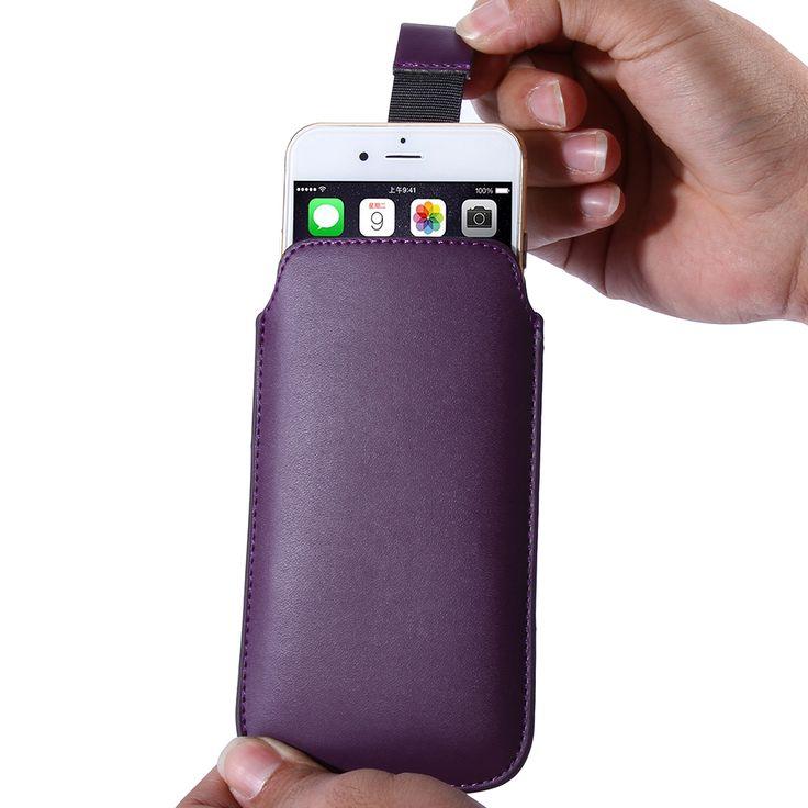 Mini Multi Кошелек PU Кожаный Чехол Для iPhone 6 6 s 4.7/5 5S i5/4 4S для Samsung Galaxy S3 mini/S4 мини Обложка Универсальный