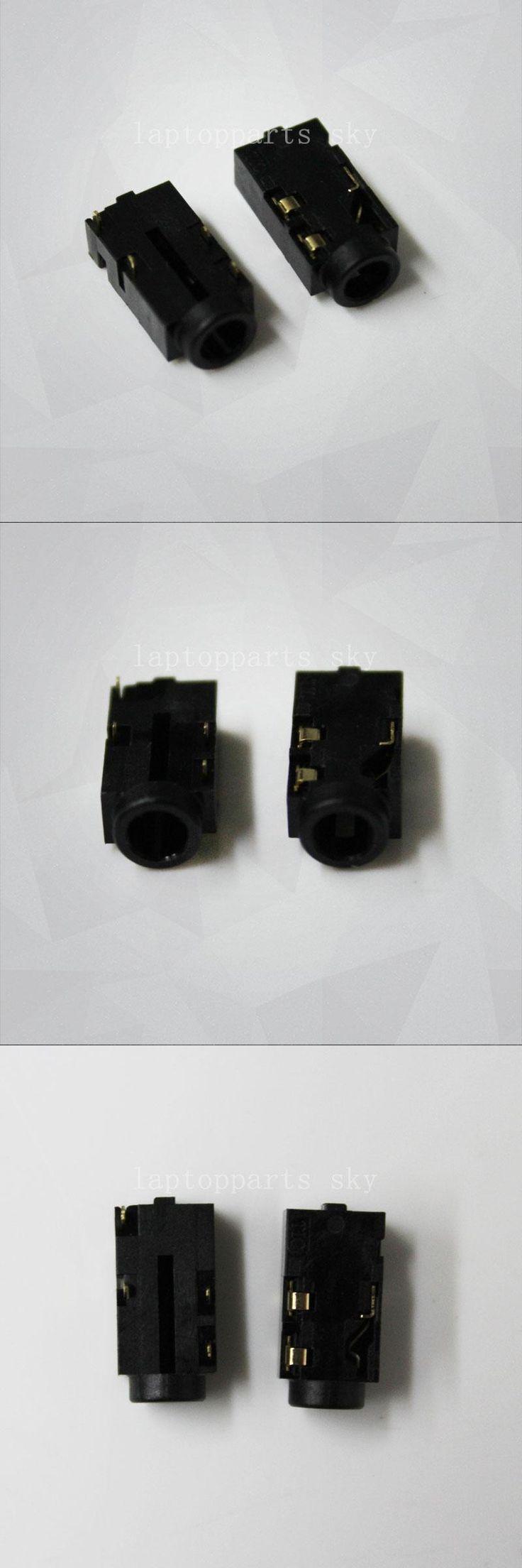 [Visit to Buy] new Headphone Audio Jack Connector for Toshiba Sattelite C850 L850 C855 L855 C870 L870 L875 motherboard Laptop MIC Socket #Advertisement