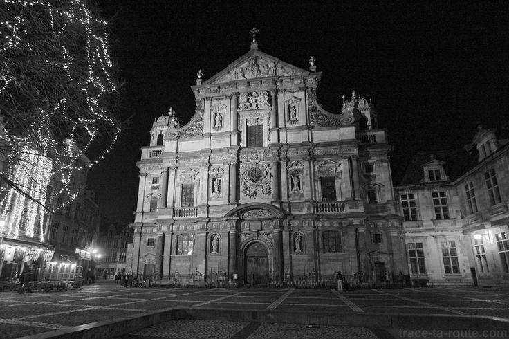 Église Saint-Charles-Borromée d'Anvers (St Carolus Borromeuskerk)