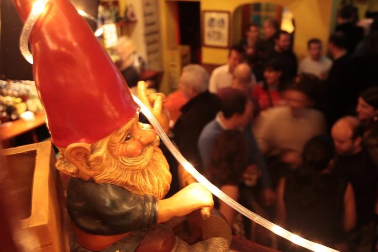 Nuestro Bar. Los Gnomos de El Cuento