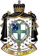 Knights of Lazarus -- Order of St. Lazarus. Big secret of Matthew's.