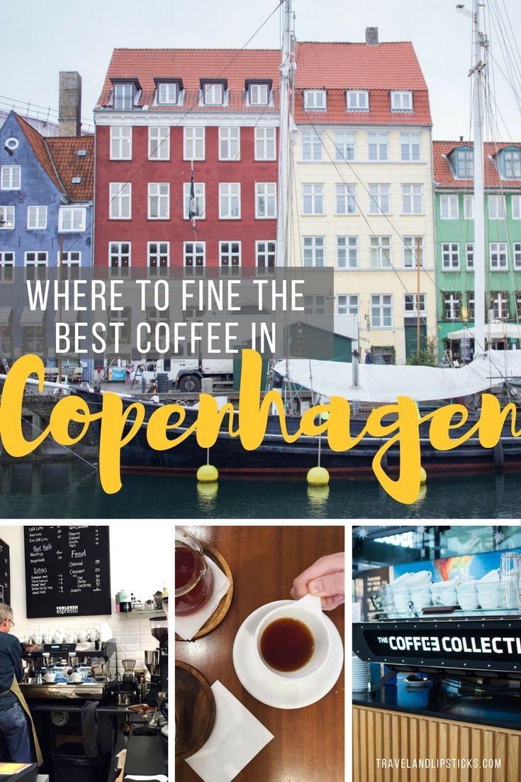 Where to find the best cafés in Copenhagen, Denmark