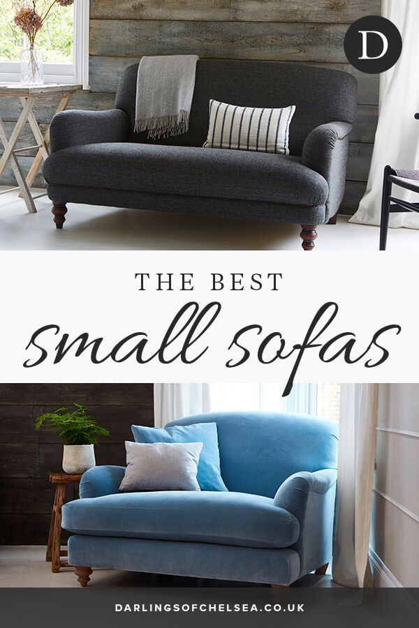 Top 5 Small Sofas For Small Spaces Sofas For Small Spaces Small Sofa Small Leather Sofa
