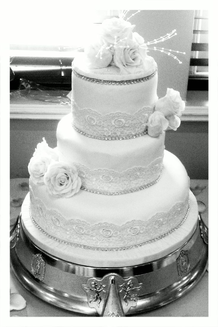 16 best Vintage Wedding Cake images on Pinterest   Retro weddings ...