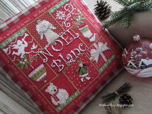 Белое Рождество от Madam la Fee