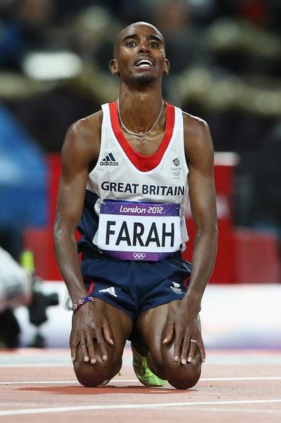 Mo Farah Photo - Olympics Day 8 - Athletics