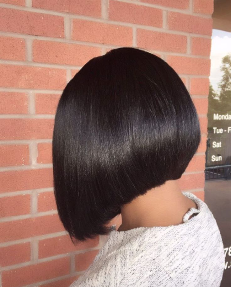 Clean bob by @hairbychantellen - http://community.blackhairinformation.com/hairstyle-gallery/short-haircuts/clean-bob-hairbychantellen/
