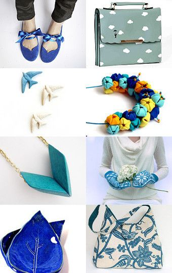 Drops of Rain by Mandarina on Etsy--Pinned with TreasuryPin.com