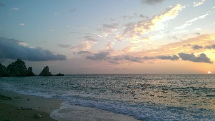 Spiaggia Due sorelle - Conero